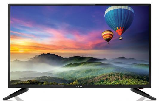Телевизор BBK 32LEM-1056/TS2C черный телевизор bbk 32lem 1024 ts2c