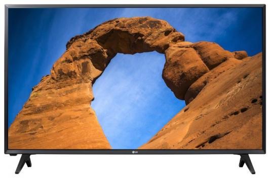 Телевизор LG 32LK500B черный