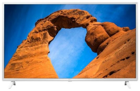 Фото - Телевизор LG 43LK5990PLE белый телевизор