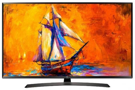 цена на Телевизор LG 43LK6000PLF черный