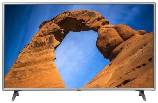 Телевизор LG 43LK6100PLA серый черный цена