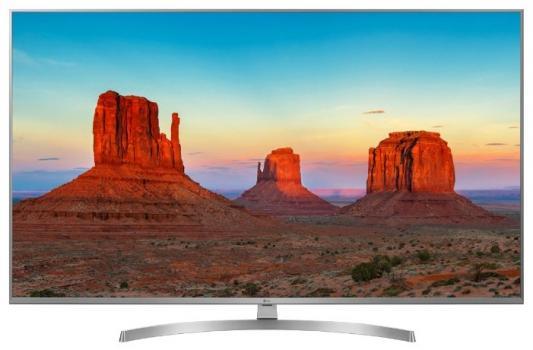 Телевизор LG 65UK7550PLA титан крышка нижняя lg g5 se титан