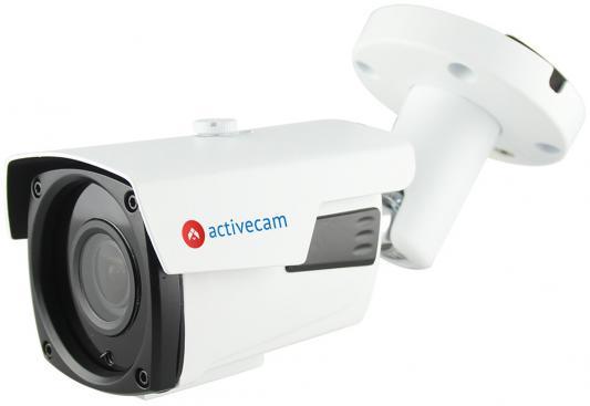 Видеокамера ActiveCam AC-TA263IR4 CMOS 1/4 12 мм 1280 x 720 RJ-45 LAN белый видеокамера ip activecam ac d2121wdir3 1 9 мм белый