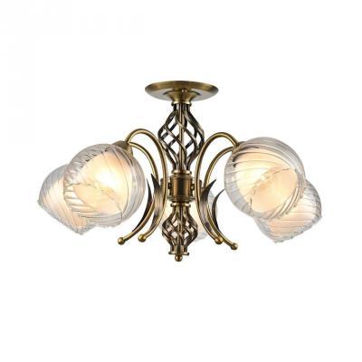 Потолочная люстра Arte Lamp Dolcemente A1607PL-5AB arte lamp потолочная люстра arte lamp dolcemente a1607pl 5ab