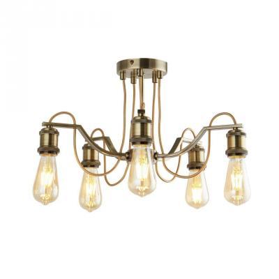 Купить Потолочная люстра Arte Lamp Inedito A2985PL-5AB