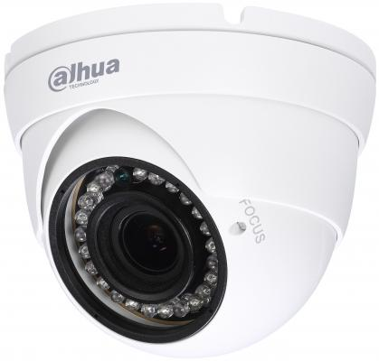 Видеокамера Dahua DH-HAC-HDW1100RP-VF-S3 CMOS 1/3 12 мм 1280 x 720 RJ-45 LAN белый free shipping dahua cctv security camera 2mp hdcvi ir eyeball camera ip67 without logo hac hdw1220r vf