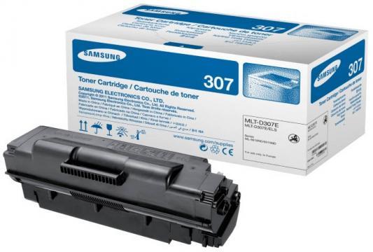Тонер-Картридж Samsung SV059A MLT-D307E для ML-5010ND/ML-5015ND черный 20000стр внешний аккумулятор samsung eb pg930bbrgru 5100mah черный