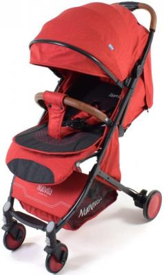Прогулочная коляска Nuovita Giro (rosso-nero) прогулочная коляска nuovita giro bondi nero