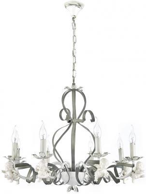Подвесная люстра Arti Lampadari Surano E 1.1.8 S подвесная люстра arti lampadari latera e 1 1 6 s