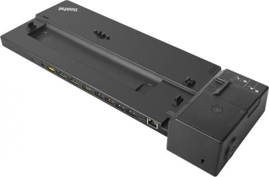 Док-станция Lenovo ThinkPad Basic Docking Station 40AG0090EU док станция для ноутбуков hp docking station 90w a7e32aa