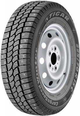 Шина Tigar Cargospeed Winter 185 /80 R14 102R шина tigar cargospeed winter 225 70 r15c 112 110r зима шип