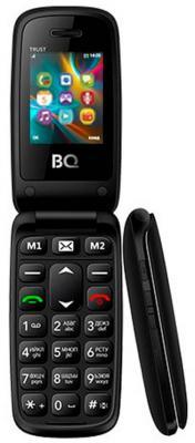 Мобильный телефон BQ BQ-2002 Trust черный