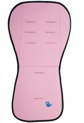Купить Матрасик-вкладыш 85x44см Altabebe Lifeline Polyester AL3006 (rose), Вкладыши и матрасики