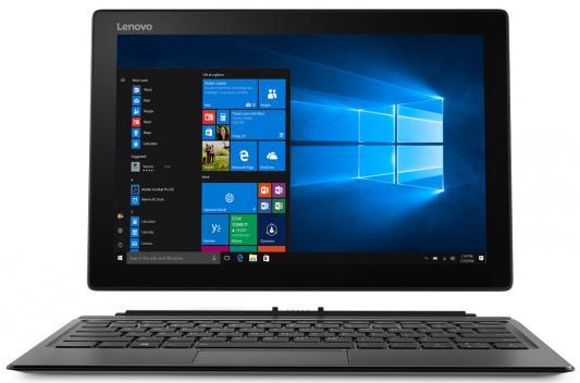Планшет Lenovo BE MIIX 520-12IKB 12.2 512Gb Grey Wi-Fi Bluetooth 3G LTE Windows 20M3000KRK планшет hp elite x2 1013 g3 13 3 1024 gb silver wi fi bluetooth 3g lte windows 2tt10ea