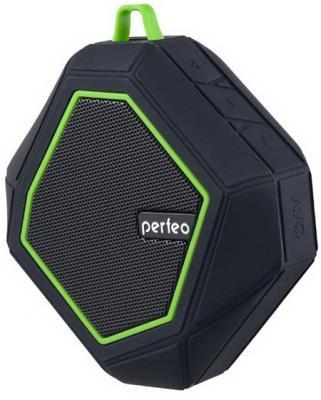 Портативная акустика Perfeo Tribute 5Вт Bluetooth черный PF_5208