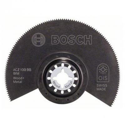 Пильный диск Bosch Wood+Metal 100 ММ 2608661633