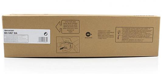 Тонер-картридж Sharp MX51GTBA черный 40 000 страниц кружевной черный бейбидолл 40 42