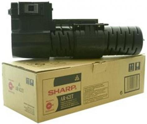 Тонер-картридж Sharp AR621T 83 000 страниц тонер картридж sharp ar310t 25 000 страниц
