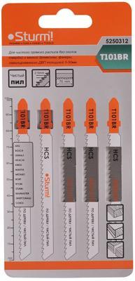 Лобзиковая пилка Sturm T101BR 5шт 5250312