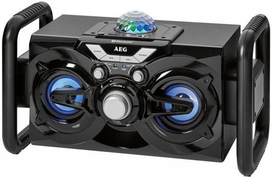 Bluetooth-аудиосистема AEG EC 4844 черный aeg omni ir 440720