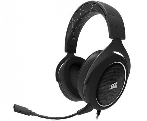 Игровая гарнитура проводная Corsair Gaming HS60 белый CA-9011174-EU