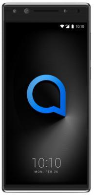 Смартфон Alcatel 5 5086D 32 Гб металлик черный (5086D-2AALRU7) смартфон alcatel idol 5 6058d metal silver