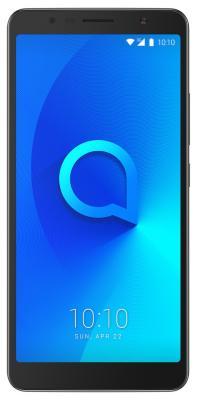 Смартфон Alcatel 3C 5026D 16 Гб металлик черный (5026D-2AALRU1) смартфон alcatel 3c 5026d 16 гб золотистый металлик 5026d 2calru1