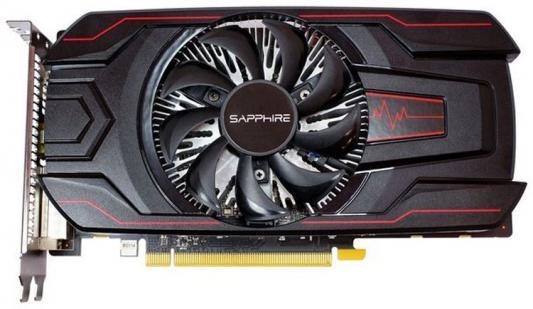 Видеокарта Sapphire Radeon RX 560 11267-18-20G PCI-E 4096Mb 128 Bit Retail (11267-18-20G)