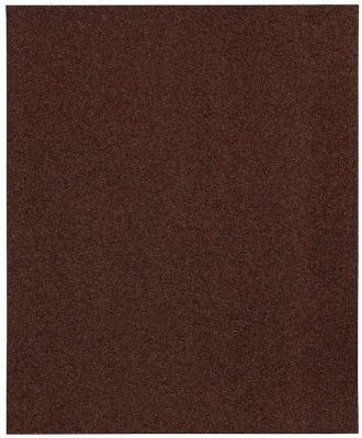 Бумага наждачная KWB 810-100 50 зерно 100 23x28 bosch наждачная бумага