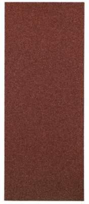 Лист шлифовальный KWB 812-040 10 шлифлист 115x280/к 40