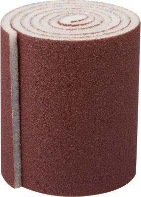 Шкурка шлифовальная в рулоне ЗУБР 35621-080 поролон МАСТЕР P80 93х5х1000мм шкурка шлифовальная в рулоне hammer flex 216 002