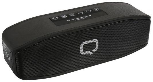 Портативная акустика Qumo X8 BT008 черный