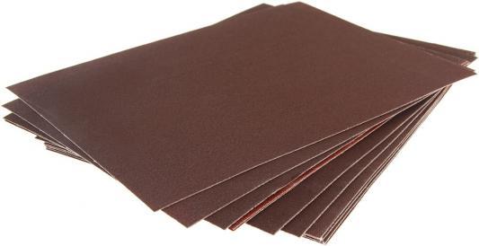 Набор шлиф.листов БАЗ 170 Х 240 P400 (М40) 10шт. набор шлиф листов баз 170 х 240 p 70 20 10шт