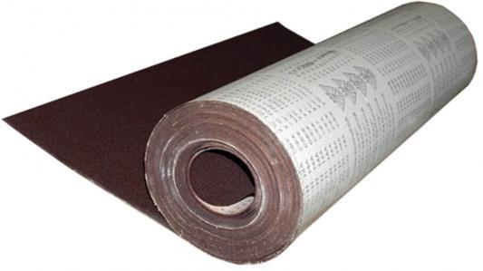 Шкурка шлифовальная № 12 (775) 1 рулон 30м/п шлифовальная шкурка в рулоне fit 38066