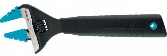 Ключ разводной GROSS 15569 (0 - 30 мм)  250мм