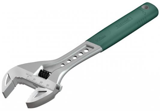 Ключ разводной KRAFTOOL 27265-30 (12 - 40 мм) 300мм ключ разводной зубр эксперт хромоникелевое покрытие длина 300мм зев 42мм 27255 30