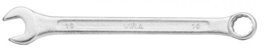 Ключ комбинированный VIRA 511003 (8 мм) Cr-V бокорезы vira размер 8