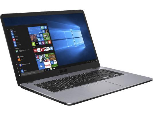 "Ноутбук ASUS X505BA-EJ163 15.6"" 1920x1080 AMD A6-9220 90NB0G12-M02520"