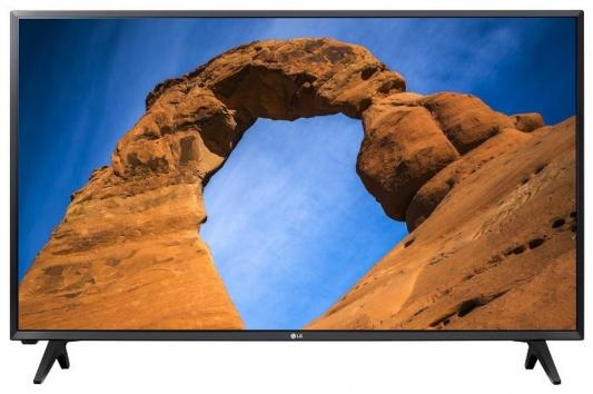 Телевизор LG 43LK5000PLA черный пылесос lg vc53202nhtr