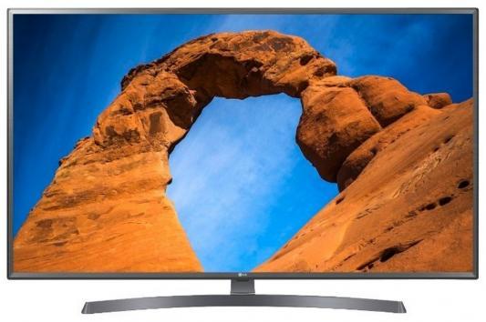 Телевизор LG 43LK6200PLD серый черный цена