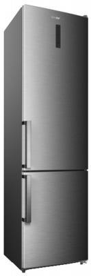 Холодильник SHIVAKI BMR-2013DNFX серебристый электрическа теплова пушка shivaki shif el60y