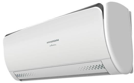 Сплит-система Hyundai H-AR18-12H белый цена и фото