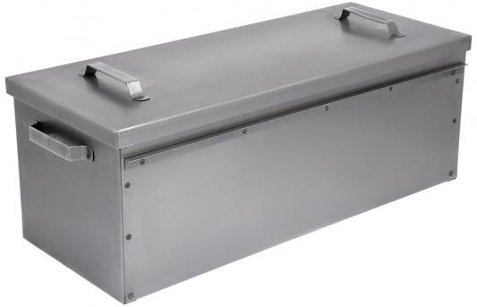BOYSCOUT Коптильня 3-х ярусная с поддоном 640х260х240 мм технолит коптильня двухъярусная с поддоном 380х280х170 сталь 0 8 мм