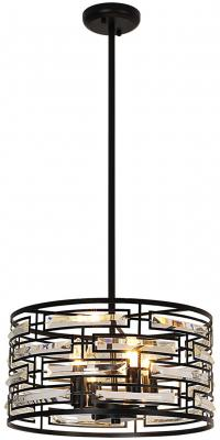 Подвесная люстра Lussole Loft LSP-9935 подвесная люстра lussole lsp 0216