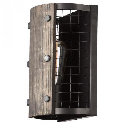 Настенный светильник Lussole Loft LSP-9512 накладной светильник leds c4 pipe 15 0073 14 05