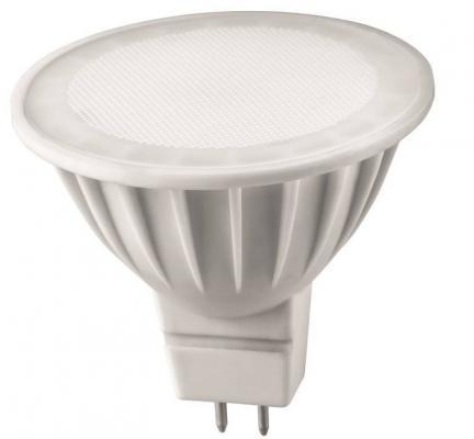 Лампа светодиодная ОНЛАЙТ 388150 5Вт 230в gu5.3 4000k светильник линейный светодиодный led онлайт 5вт ip40 4000k