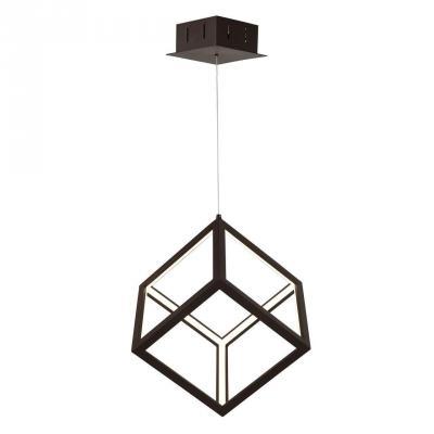 Купить Подвесной светодиодный светильник Favourite Cubus 2052-1P