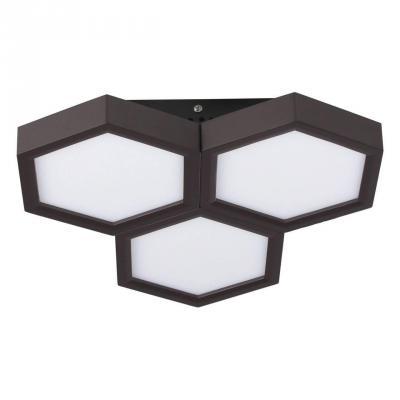 Потолочный светодиодный светильник Favourite Favum 2142-3C спот favourite glocke 1583 3c