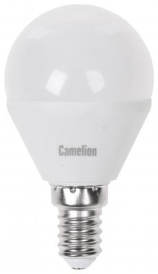 Лампа светодиодная CAMELION LED7.5-G45/830/E14 электрическая 7.5Вт 220В лампа светодиодная camelion led6 5 g45 830 е27 6 5вт 220в е27