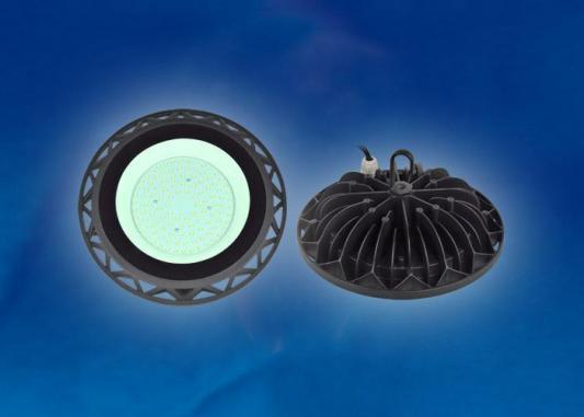 Подвесной светодиодный светильник (UL-00002321) Uniel ULY-U40C-100W/NW IP65 Black подвесной светодиодный светильник ul 00001708 uniel uly u30b 100w nw ip65 silver